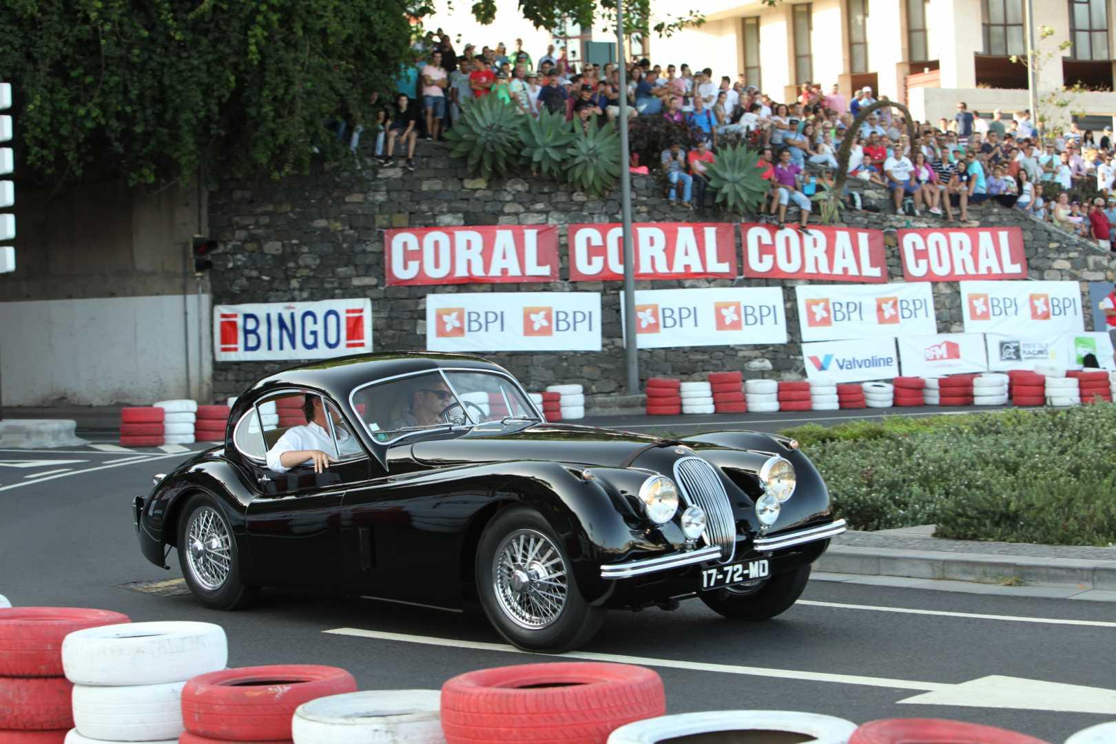 Classic Cars open SS1 Avenida do Mar – CINM | Rali Vinho Madeira