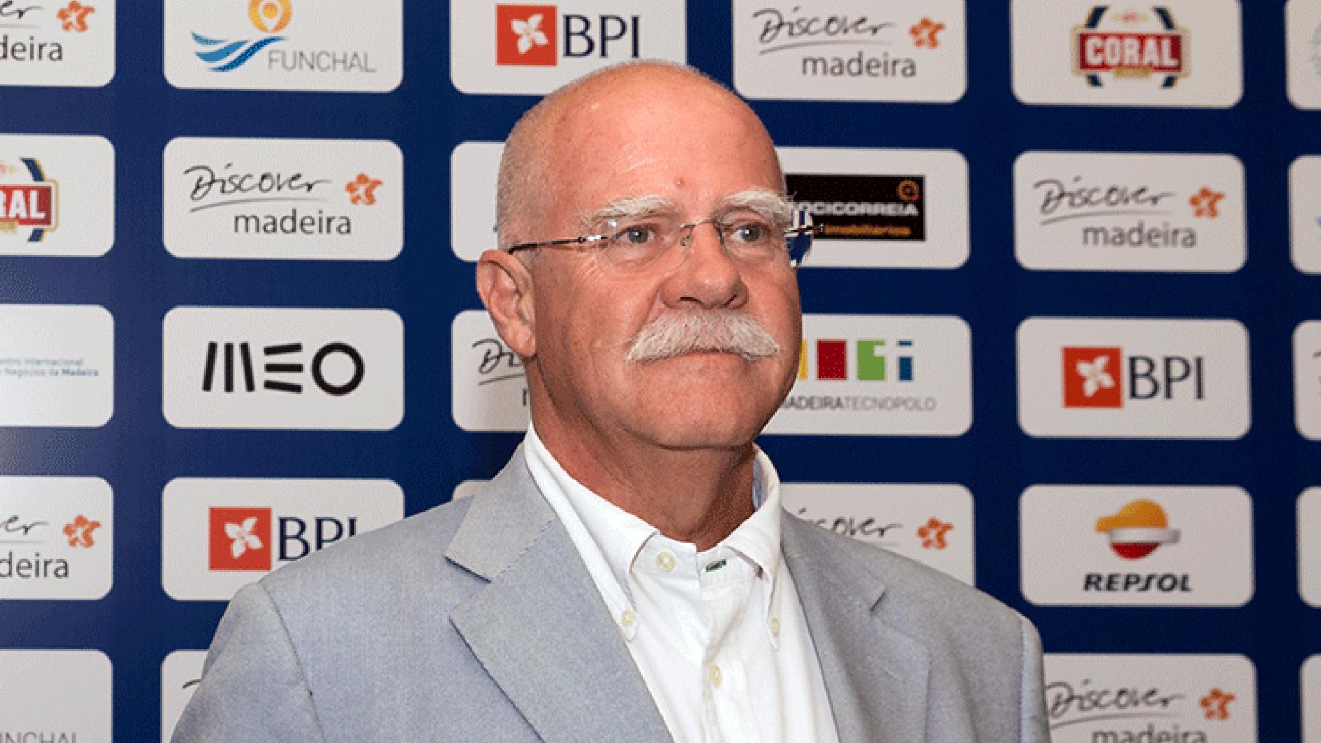 Pedro Araujo - Clerck of the Course
